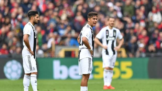 Serie A: Pressestimmen nach erster Saiosnniederlage für Juventus Turin. Juventus Turin kassierte gegen Genua die erste Niederlage der Saison
