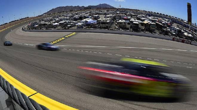 Der Las Vegas Motor Speedway bittet zum letzten wichtigen Test vor Saisonbeginn