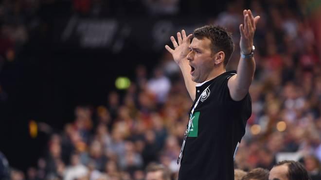 Christian Prokop erreichte bei der Heim-WM mit Deutschland den vierten Platz