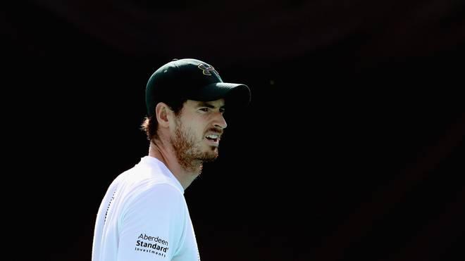Andy Murray plagen seit Wimbledon Hüftprobleme
