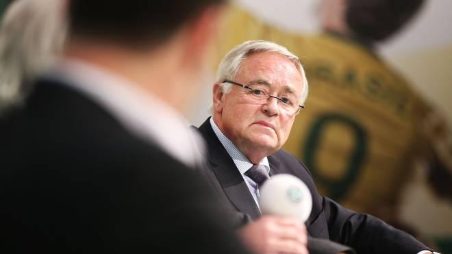 Horst R. Schmidt war DFB-Generalsekretär
