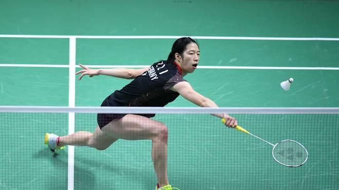 Das Team um Einzelmeisterin Yvonne Li revanchierte sich gegen Russland für die Niederlage im Gruppenspiel
