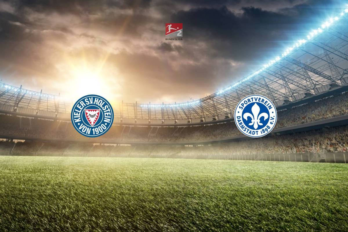 2. Liga: Holstein Kiel – SV Darmstadt 98 (Samstag, 13:30 Uhr)