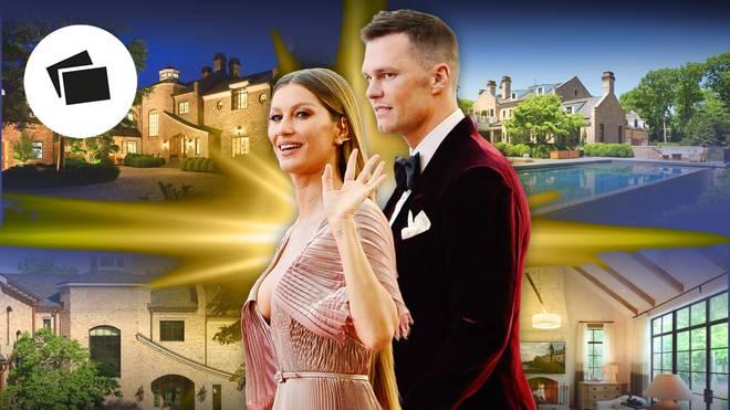 Tom Brady und Gisele Bündchen verkaufen ihr Luxus-Anwesen