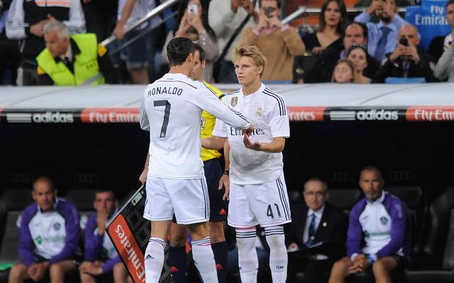 Martin Odegaard: Die Karriere des Real-Madrid-Wunderkinds
