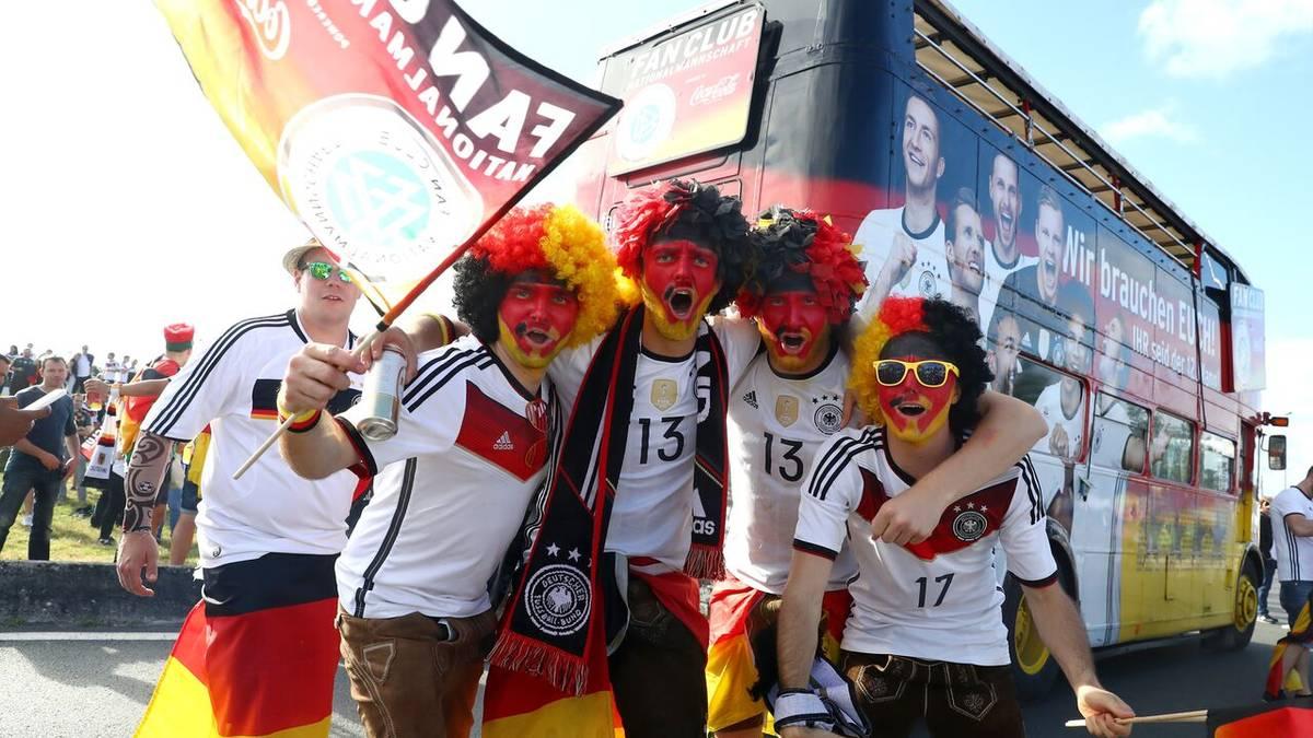 Deutschland-Fans