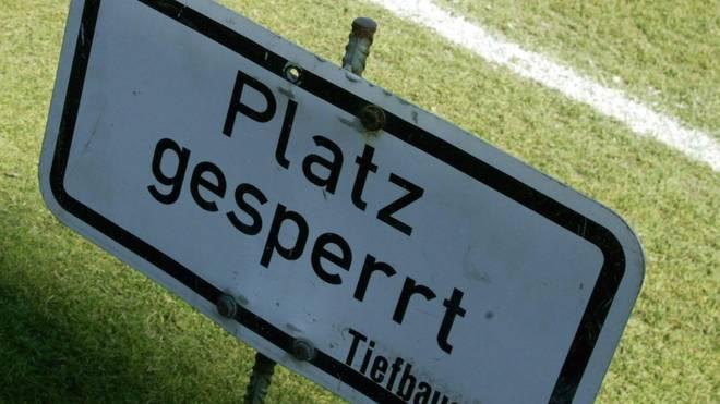 Das Regionalligaspiel in Bonn kann am Samstag nicht stattfinden