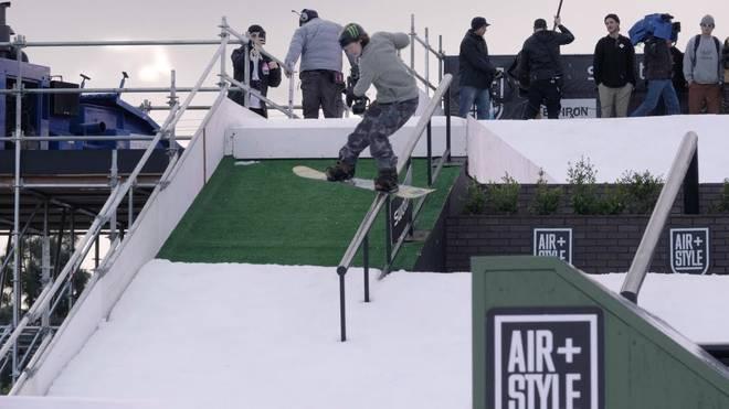 THE WKNDRS | Air + Style Los Angeles Recap