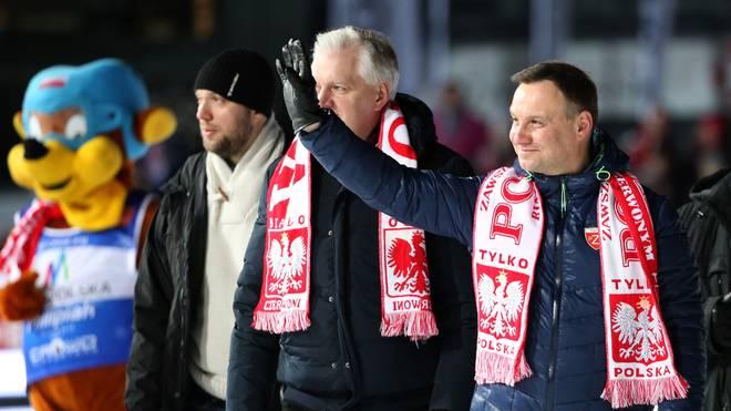 Polens Präsident äußert sich: eSports ist eindeutig Sport