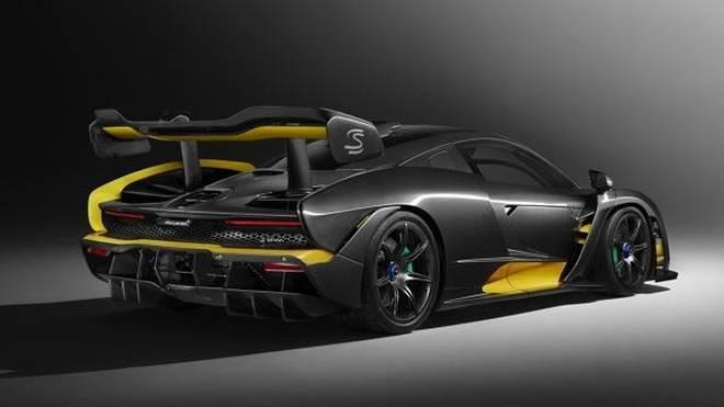 Der McLaren Senna könnte als Basis für ein neues GTE-Fahrzeug dienen