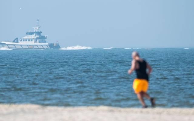 Leichter Ausdauersporteinheiten können im Urlaub wohltuend sein