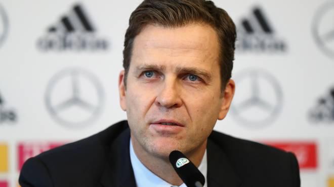 Oliver Bierhoff ist der Teammanger der Nationalmannschaft