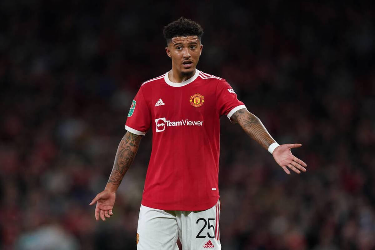 Jadon Sancho erlebt bei Manchester United keinen einfachen Start. Er findet keine einfache Situation vor und steht im Schatten von anderen. Hat er sich mit dem Wechsel verzockt?