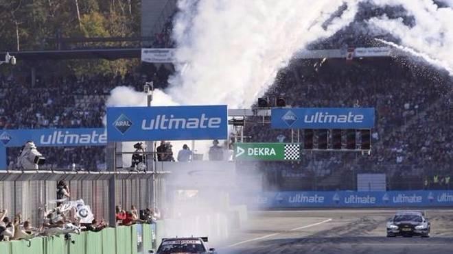 Versöhnlicher Saisonabschluss für Marco Wittmann beim Finale in Hockenheim