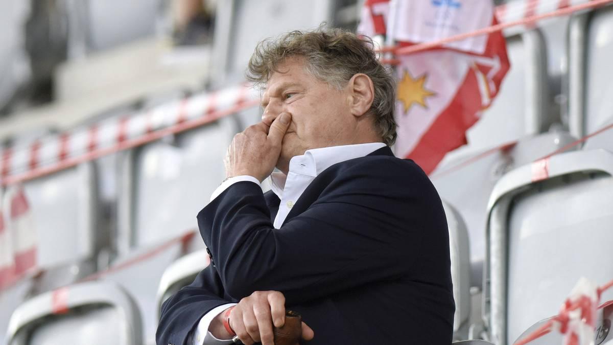 """Corona-Irrsinn"" versetzt Schweizer Fußball in Ausnahmezustand"