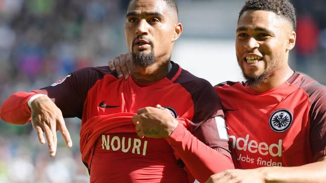 Kevin-Prince Boateng widmet sein Tor gegen Mönchengladbach dem verunglückten Abdelhak Nouri