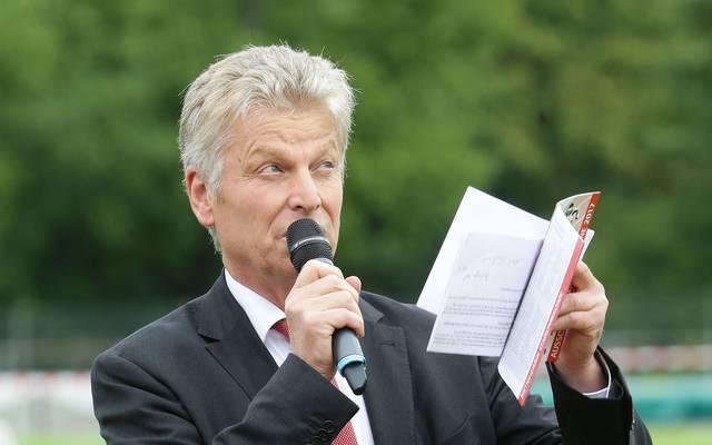 Jürgen Kessing ist neuer Präsident des Deutschen Leichtathletik-Verbands