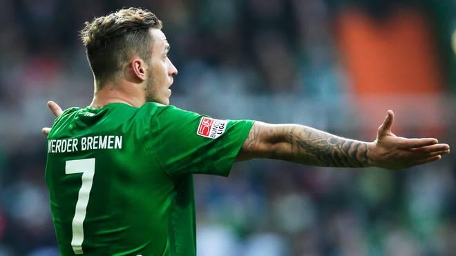 Bei Werder Bremen blieb Marko Arnautovic der endgültige Durchbruch verwehrt