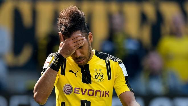 Ob Pierre-Emerick Aubameyang in Dortmund bleibt, steht noch nicht fest