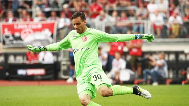 Fortuna Düsseldorf trifft am kommenden Spieltag auf Eintracht Frankfurt
