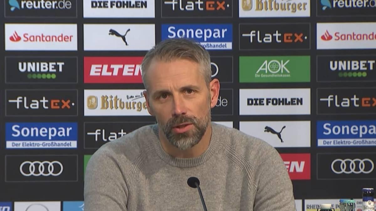 Lars Stindl zeigt derzeit Spitzenleistungen bei Borussia Mönchengladbach – sollte Jogi Löw ihn zurück in die Nationalmannschaft holen? Marco Rose weiß, was er tun würde.