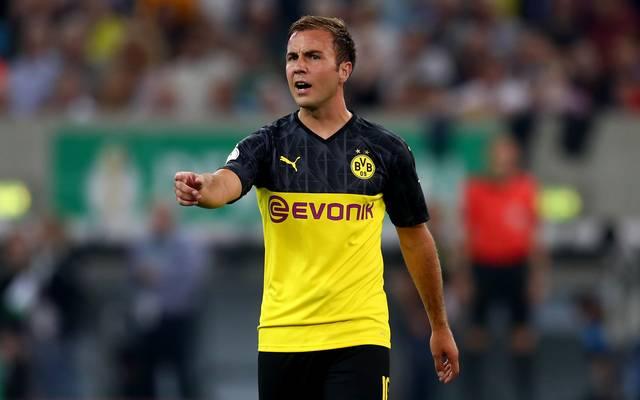 BVB: Borussia Dortmund schlägt Preußen Münster 4:0 - Götze mit Doppelpack