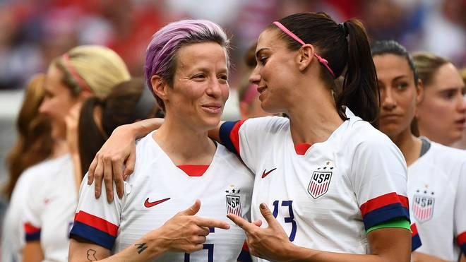 USA, Fußballerinnen, Klage