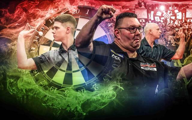 Am 18. November steigt das Finale der BILD Superleague Darts Germany