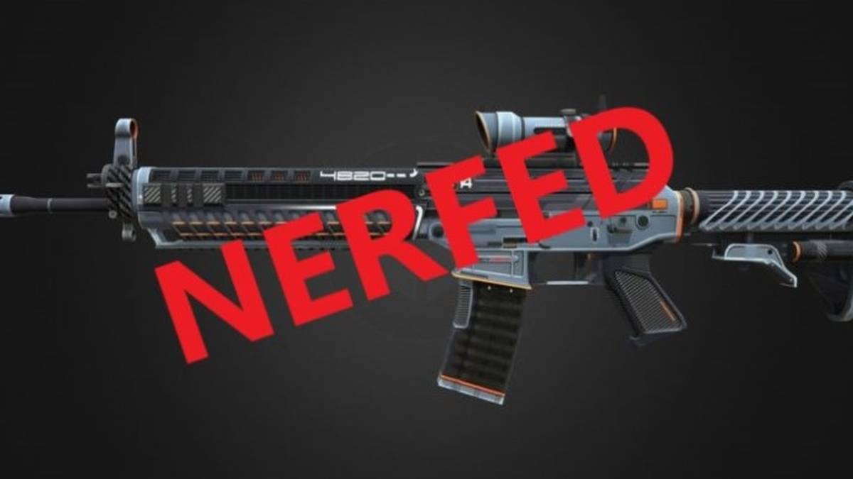 Mit dem neuen Update änderte Valve insgesamt sechs Waffen.