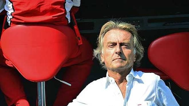 Luca di Montezemolo war von 1991 bis 2014 Verwaltungsratsvorsitzender von Ferrari