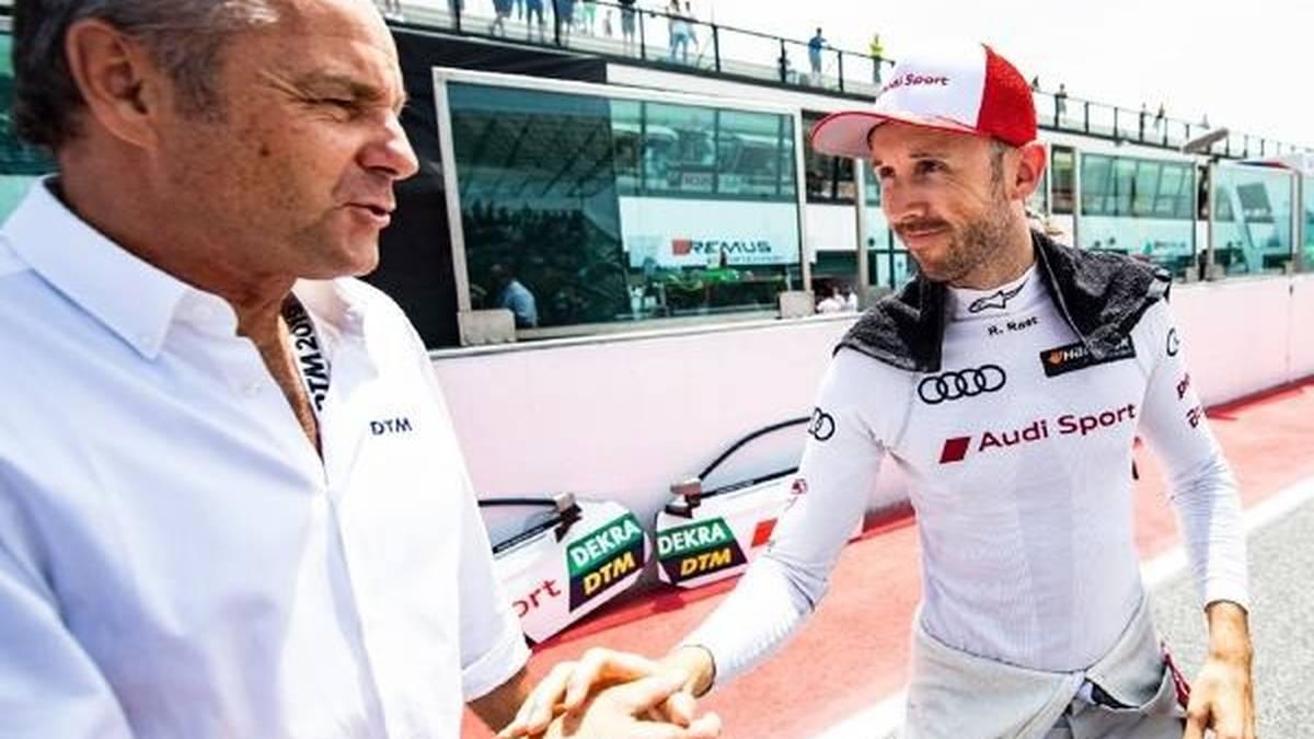 Gerhard Berger adelt Rene Rast: Ein DTM-Star mit Formel-1-Potenzial?