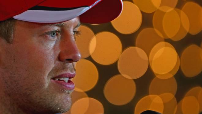 Sebastian Vettel wechselte im Winter von Red Bull zu Ferrari