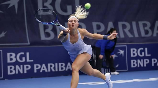 Carina Witthöft gewinnt das WTA-Turnier in Luxemburg