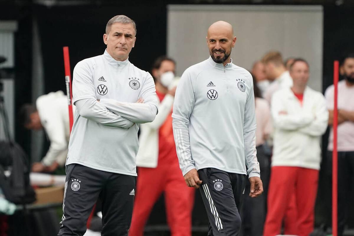 Der Deutsche Fußball-Bund präsentiert einen Nachfolger für Stefan Kuntz für die deutsche U21.