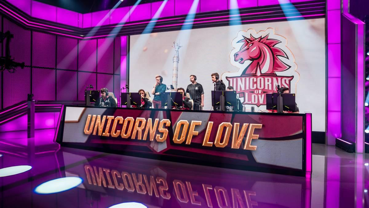 Unicorns of Love haben die russischen League of Legends-Liga LCL gewonnen