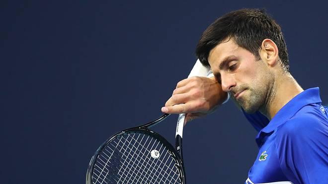 Tennis: Novak Djokovic scheitert in Miami an Bautista Agut trotz Führung