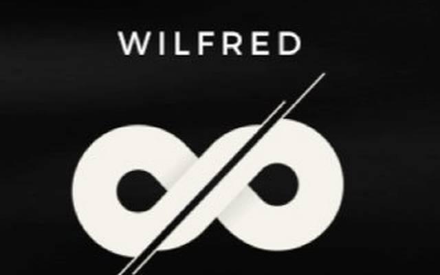So sah das Logo von Wilfried Zaha aus - mit falsch geschriebenem Vornamen
