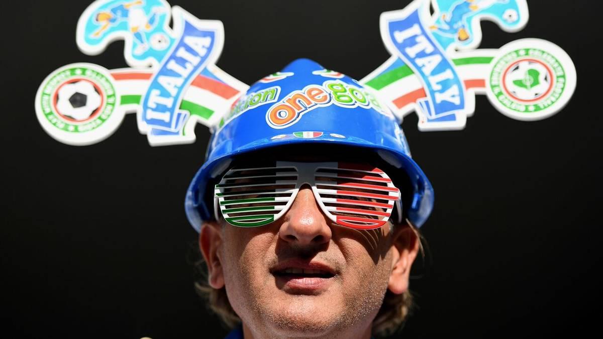 Fan Italien