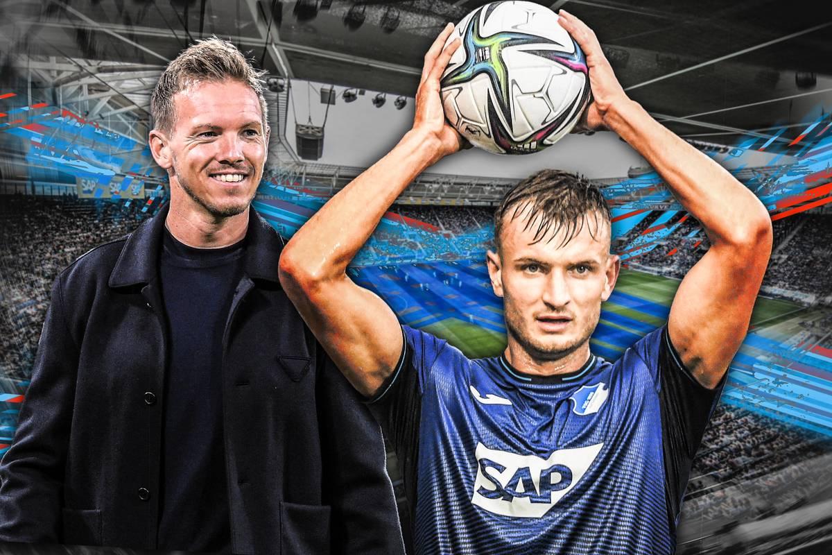 """Im Podcast """"Meine Bayern-Woche"""" spricht Stefan Posch über das Spiel gegen den FC Bayern. Der Innenverteidiger der TSG Hoffenheim beschreibt das Phänomen Robert Lewandowski und tippt mutig."""