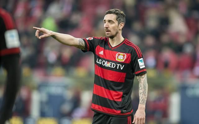 Roberto Hilbert spielte in der vergangenen Saison noch für Bayer Leverkusen