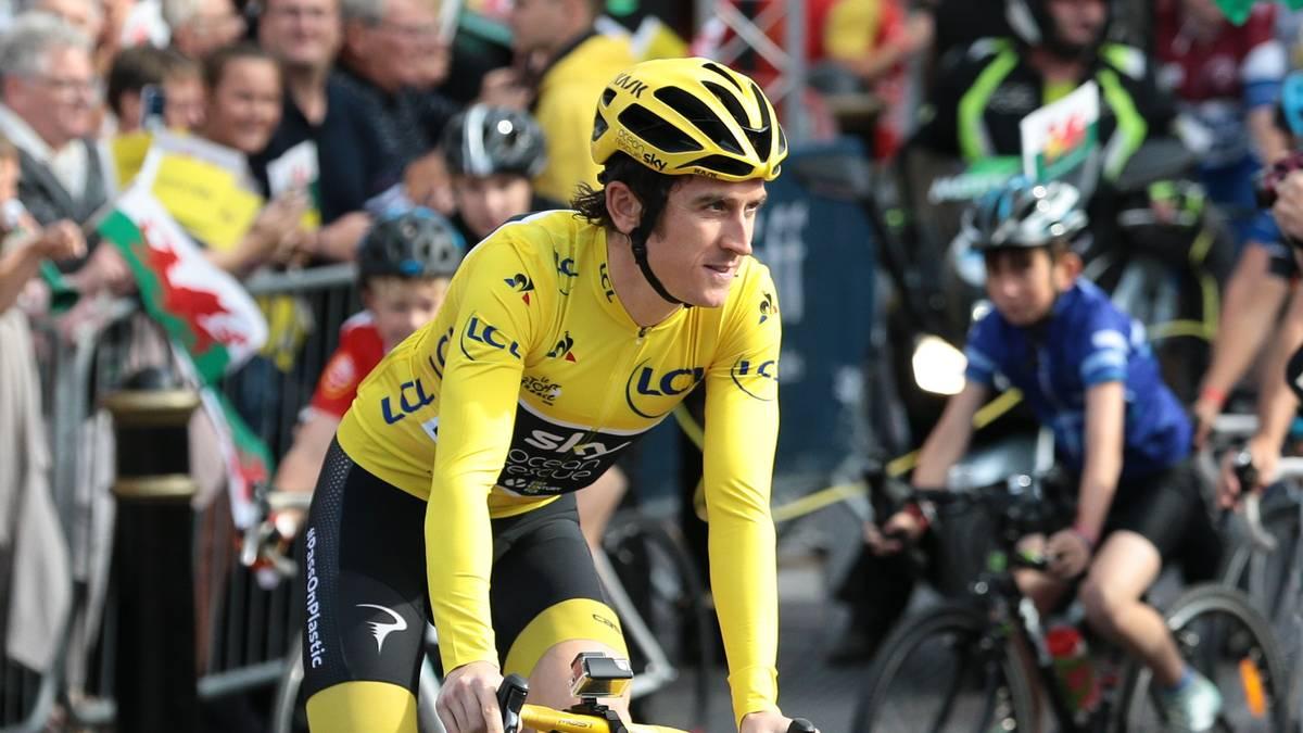 Tour de France, Geraint Thomas