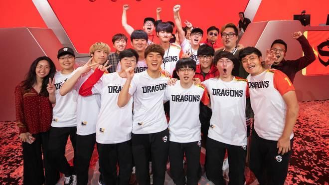 OWL: Shanghai Dragons holen sich Gesamtsieg in der dritten Phase