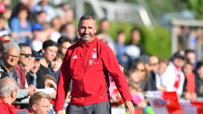 Tim Walter verlässt den FC Bayern München zum Saisonende