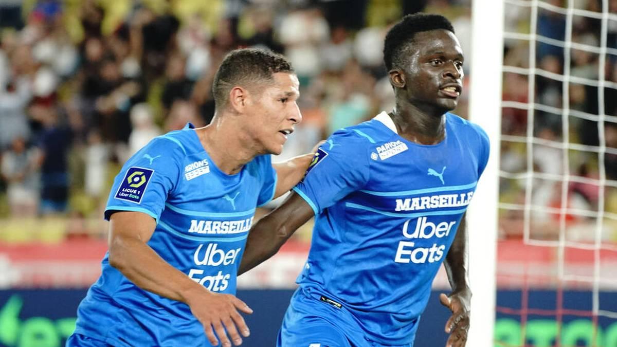 Harit glänzt bei Marseille-Debüt gegen Nübel-Elf