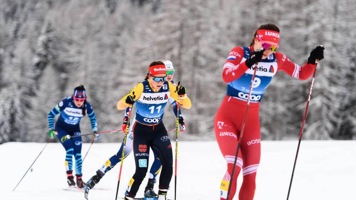 Katharina Hennig mit bester Weltcup-Platzierung