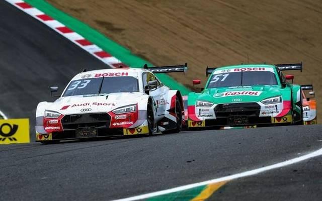 Rene Rast vor Audi-Rivale Nico Müller: Ein weiterer Schritt in Richtung Titel