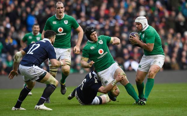 Scotland v Ireland - RBS Six Nations