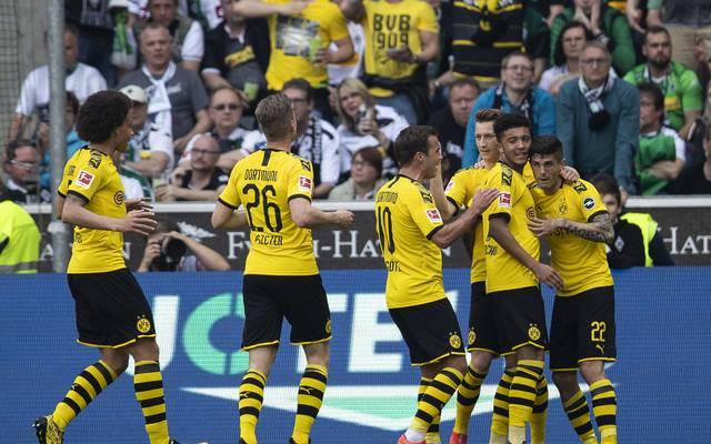Eine Doku bringt die Spieler des BVB ihren Fans noch näher