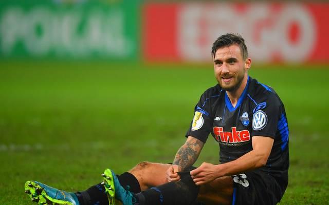 Der SC Paderborn kassiert eine überraschende Niederlage