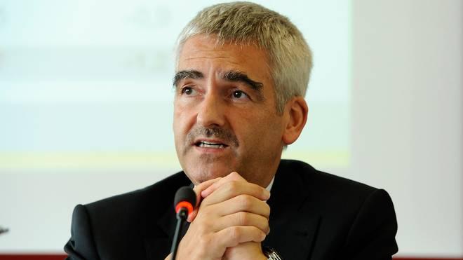 Stefan Hans ist Vize-Generalsekretär des DFB